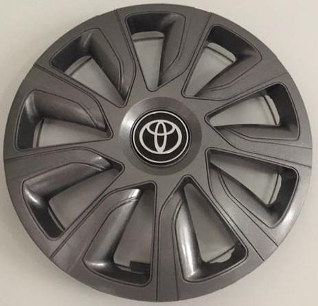 Losse Wieldop Toyota 16 Inch Antraciet